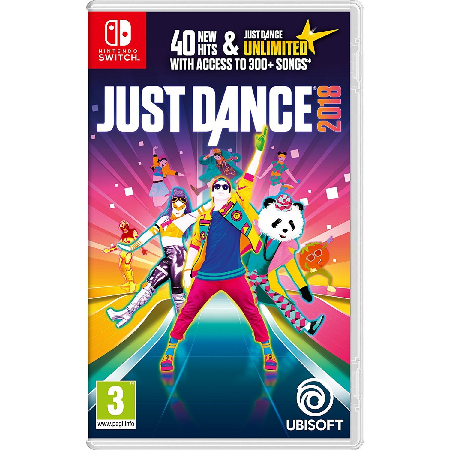 Joc Just Dance 2018 Switch 0