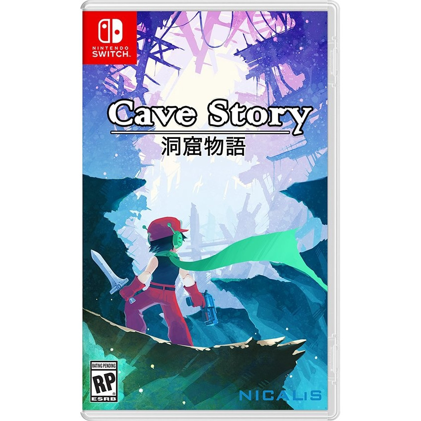 Cave Story Nintendo Switch 0