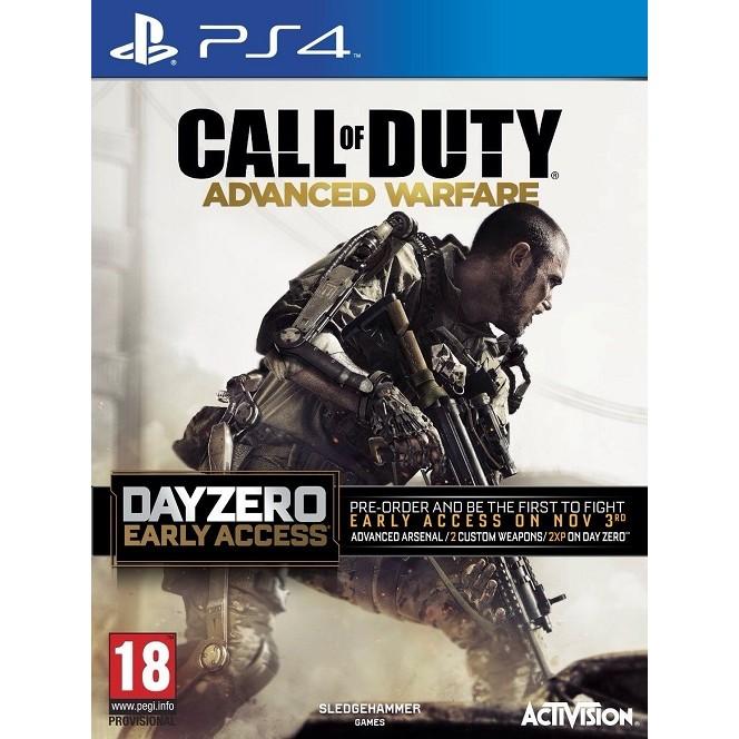 Joc Call of Duty Advanced Warfare - Day Zero Edition PS4 0