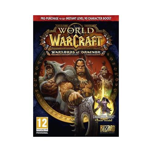 Joc World Of Warcraft Warlords Of Draenor With 90 Level Boost pentru Pc 0