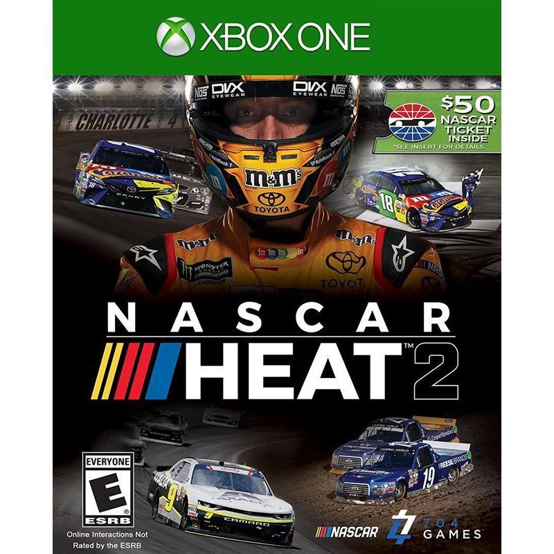 Joc Nascar Heat 2 Xbox One 0