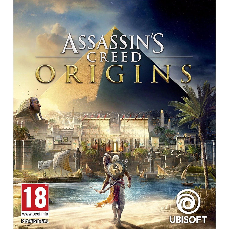 Licenta Electronica Assassins Creed Origins pentru Pc (Uplay Code) 0
