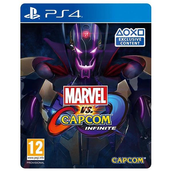 Joc Marvel Vs Capcom Infinite Deluxe Edition Ps4 0