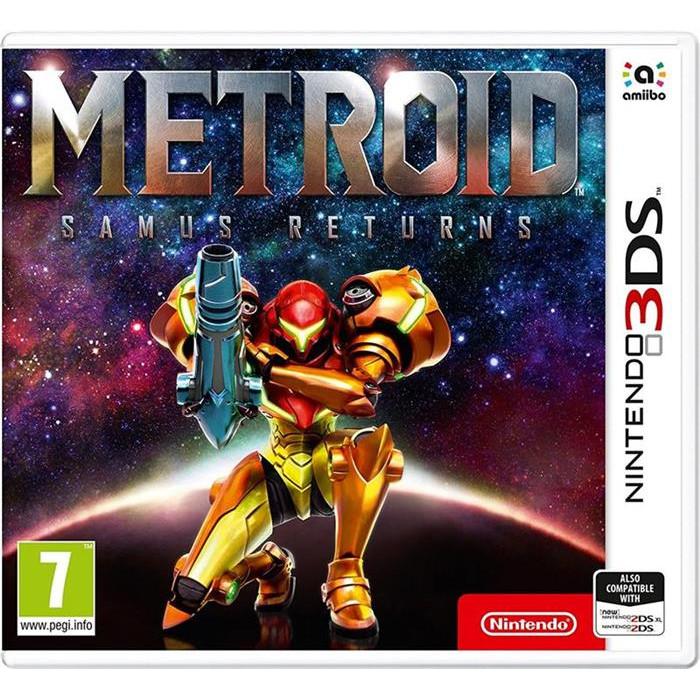 Joc Metroid Samus Returns Nintendo 3Ds 0