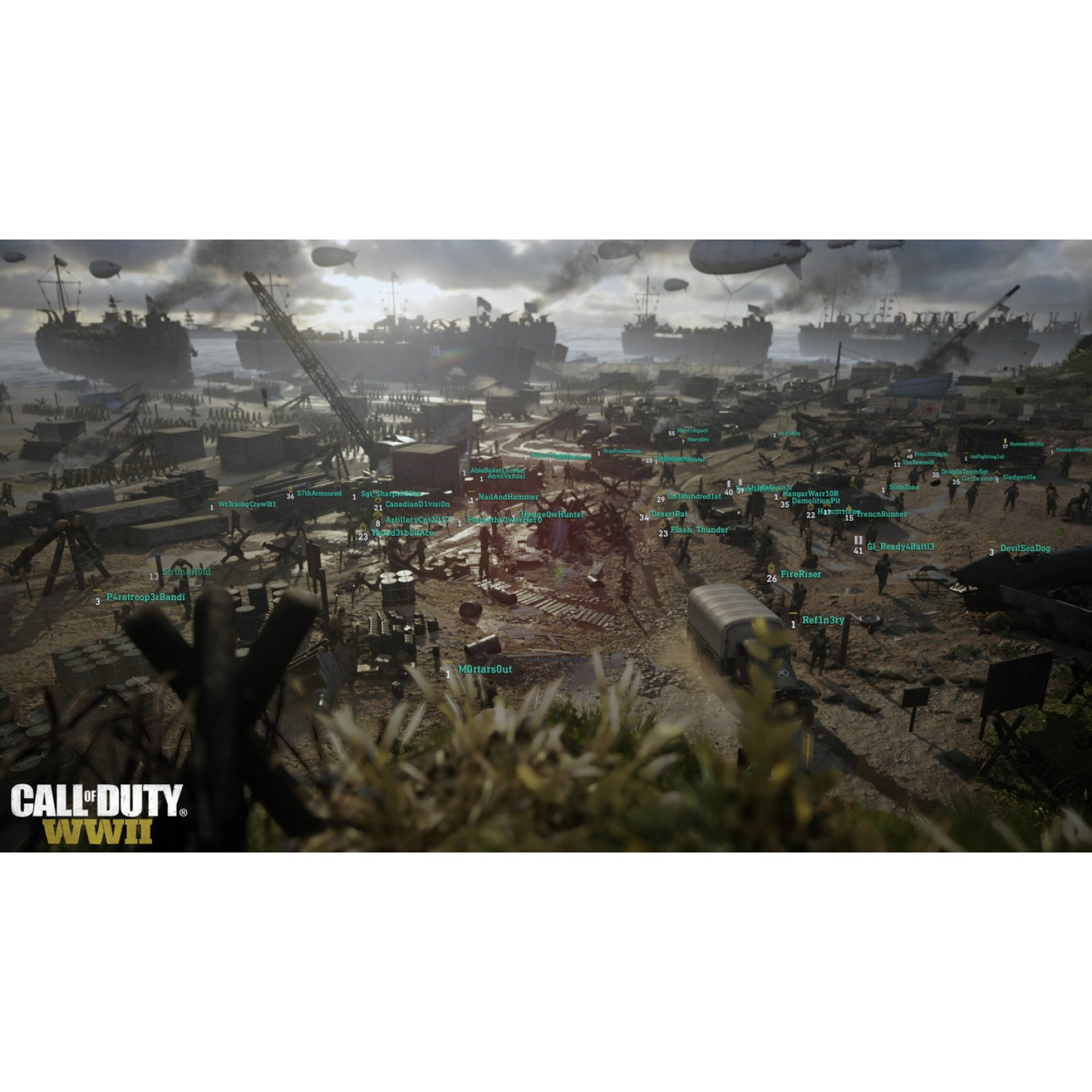 Joc Call of Duty WWII PC 1
