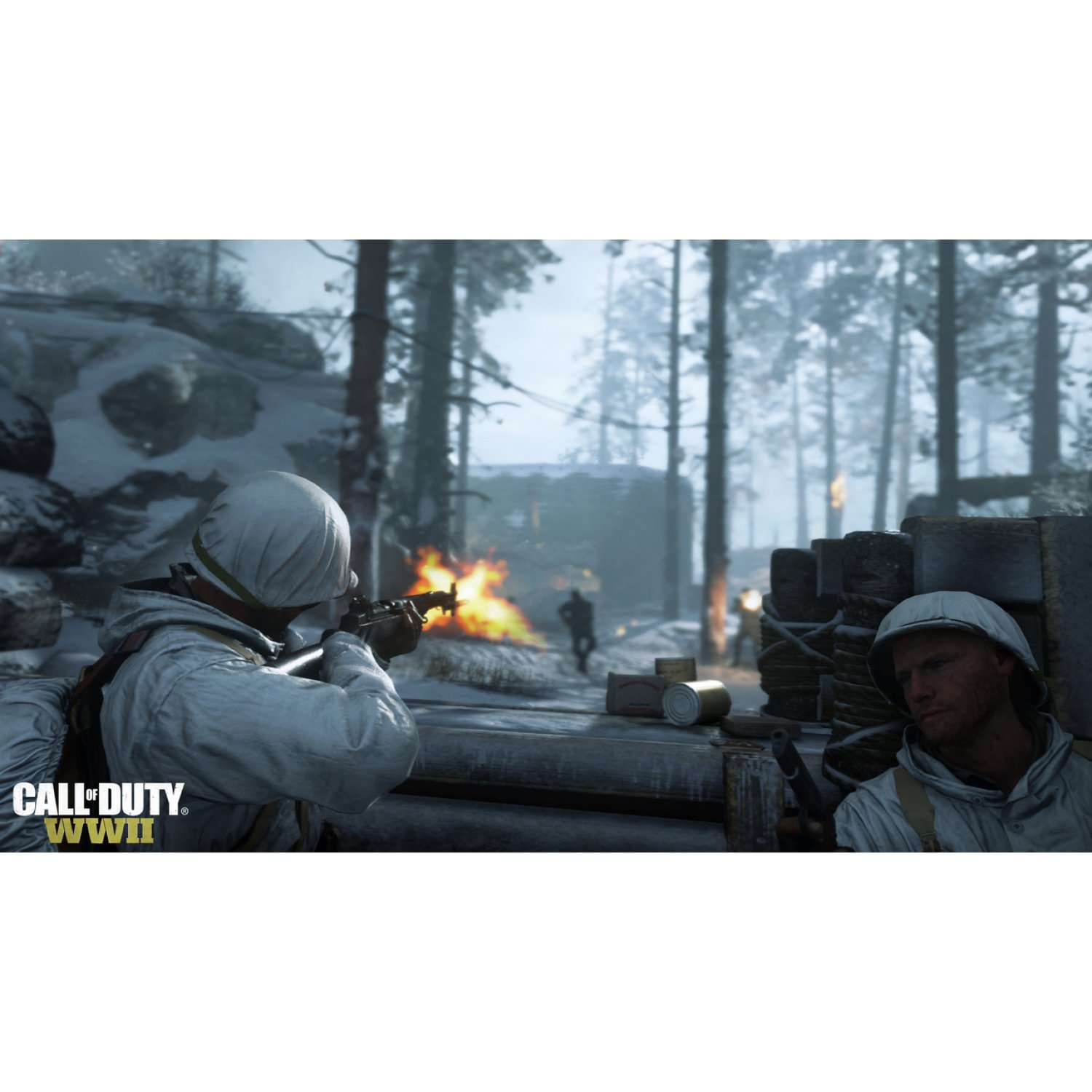 Joc Call of Duty WWII PC 9