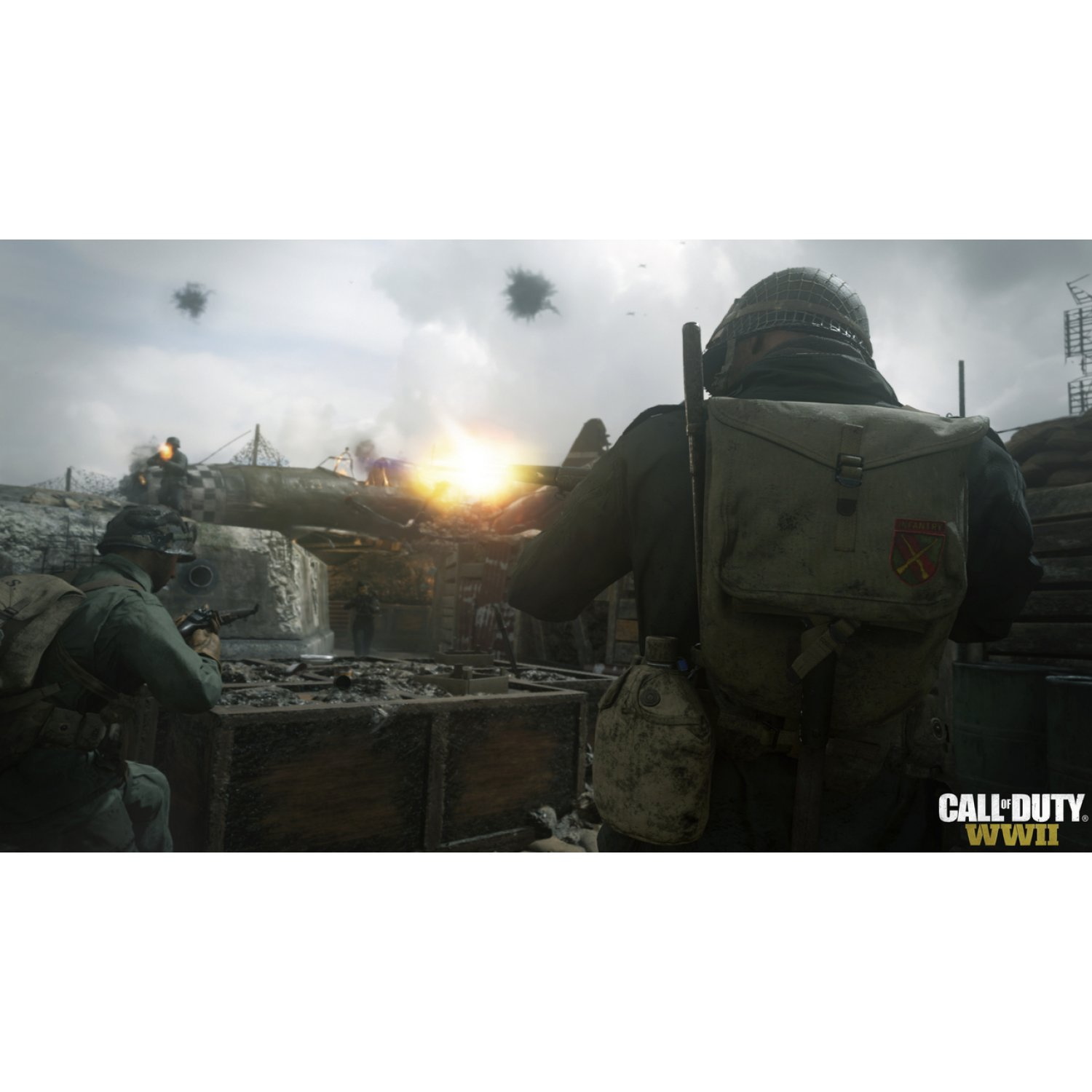 Joc Call of Duty WWII PC 12
