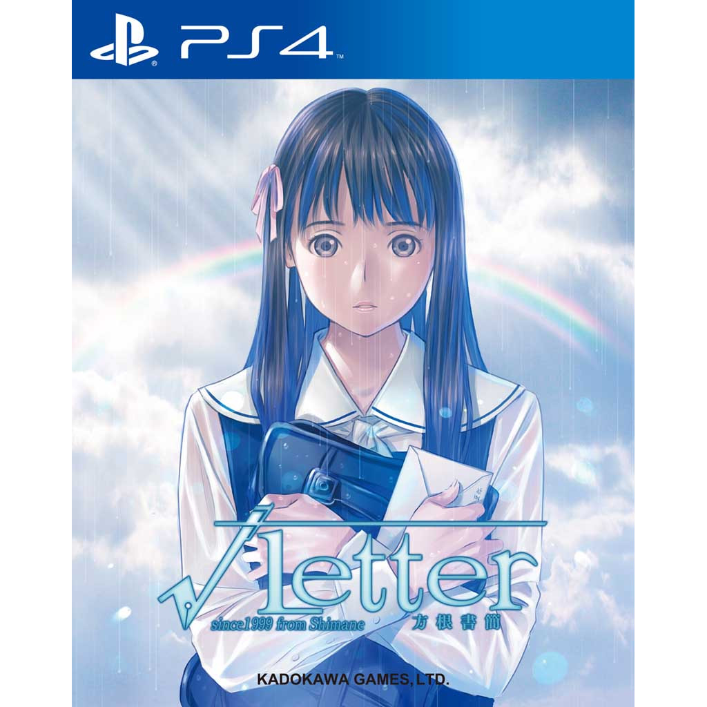 Joc Root Letter Limited Edition Ps4 0