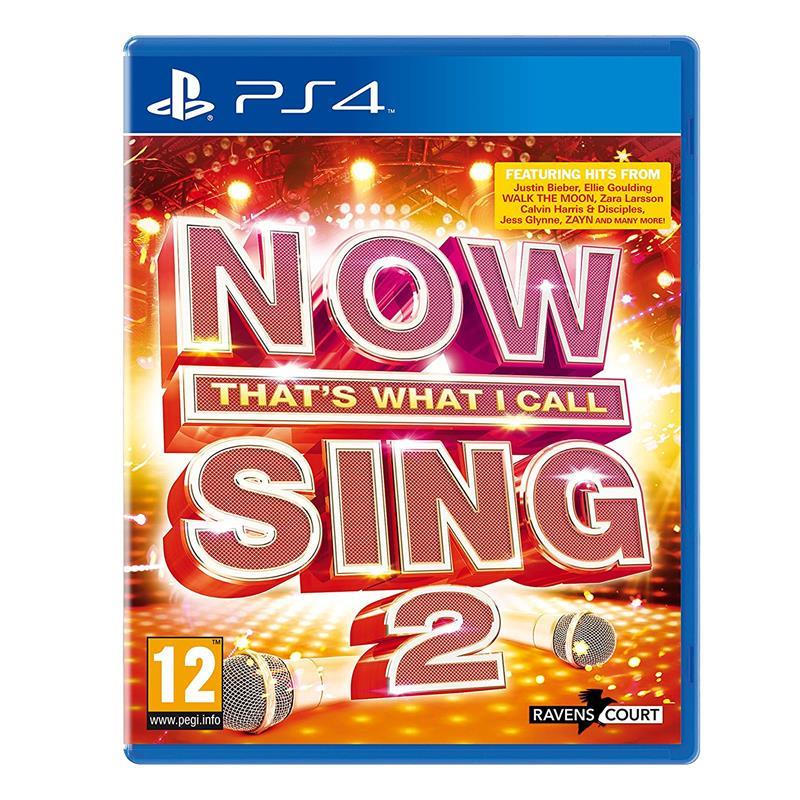 Joc Now That's What I Call Sing 2017 Ps4 0