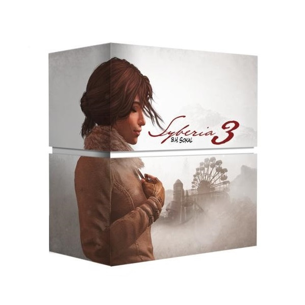Joc Syberia 3 Collector's Edition Xbox One 0