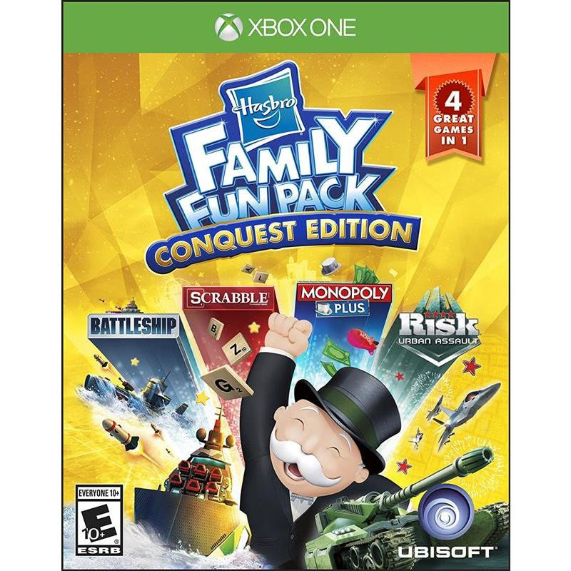 Joc Hasbro Family Fun Pack Conquest Edition Xbox One 0